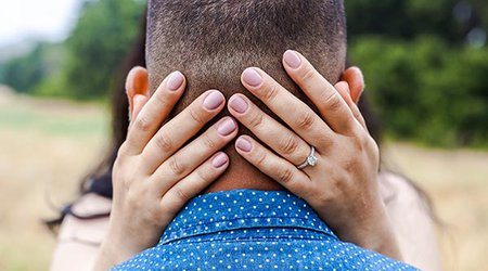 Study: Partner's Attractiveness Affects Engagement Ring Expectations for Men and Women