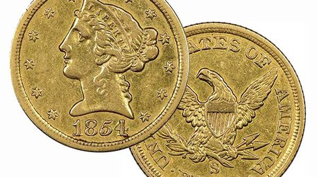 'Experts' Dismissed It As a Fake, But This 1854 Gold Rush Coin Is Actually Worth Millions