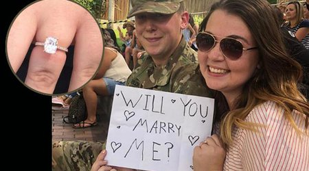 Fine Feathered Friend Assists With Marriage Proposal at Utah's Hogle Zoo