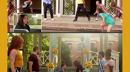 Dance Superstar tWitch Helps 'Ellen' Fan With Flash Mob Surprise Marriage Proposal